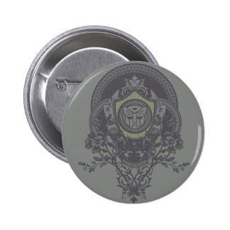 Insignia floral 2 de Autobot Pin