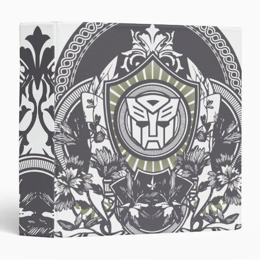 Insignia floral de Autobot