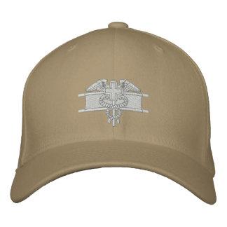Insignia médica del campo experto gorras bordadas