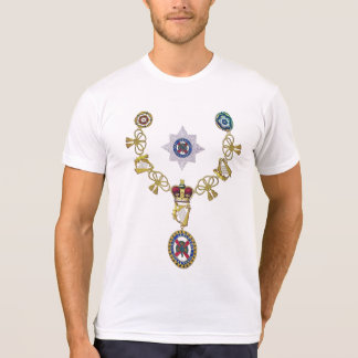 Insignia of Knight of The Order of St. Patrick T-Shirt
