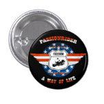 Insignia PassionRider Pin