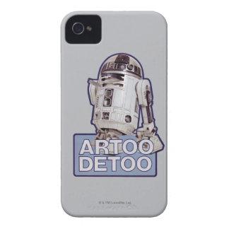 Insignia R2-D2 Funda Para iPhone 4