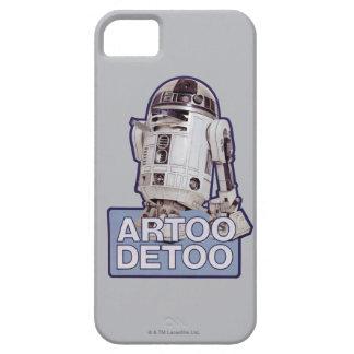 Insignia R2-D2 Funda Para iPhone SE/5/5s