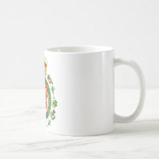 Insignia real de País de Gales Taza De Café