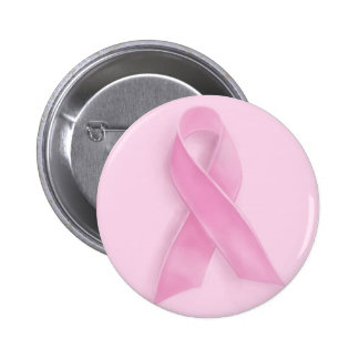 Insignia rosada del botón de la cinta para el awar pin redondo de 2 pulgadas