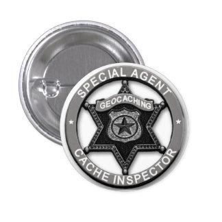 Insignia *Special del inspector del escondrijo de  Pin