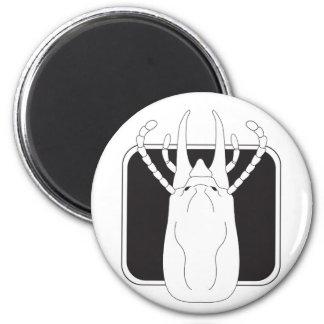 insignia-ter imán redondo 5 cm