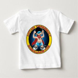 Insignias de capitán Thunderbolt Camisas