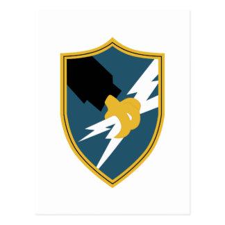 Insignias de la agencia de seguridad del ejército postal