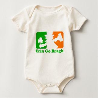 Insignias del Leprechaun: Erin va Bragh Mameluco
