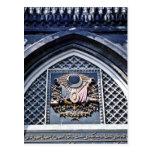 Insignias del otomano, bazar magnífico - Estambul Postal