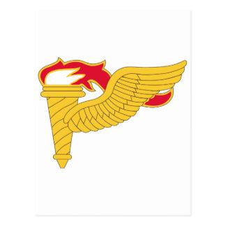 Insignias del pionero del ejército postal