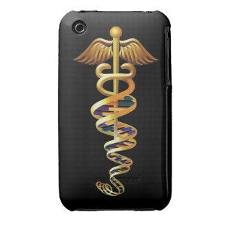 Insignias médicas iPhone 3 fundas