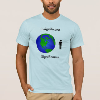 insignificant significance T-Shirt