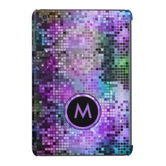 Insinuaciones coloridas de la púrpura del brillo