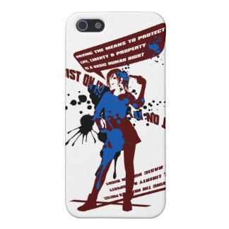 Insist_On_It! iPhone SE/5/5s Case