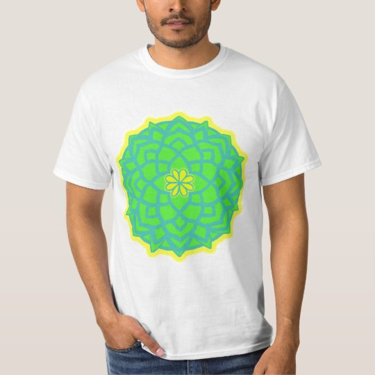 Insomnia Art Basic White 1373 T-Shirt