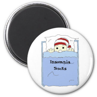 Insomnia Character Magnet