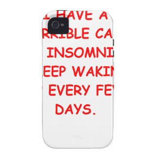 INSOMNIa iPhone 4/4S Cover