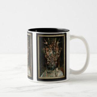 Insomnia Two-Tone Coffee Mug
