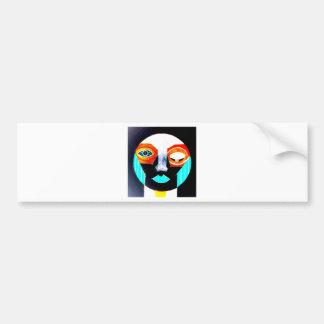 Insomniac#2.jpg Bumper Sticker