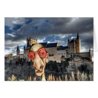 Insomniac Alcazar-of-Segovia Card