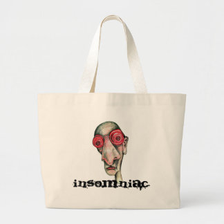 Insomniac Canvas Bag