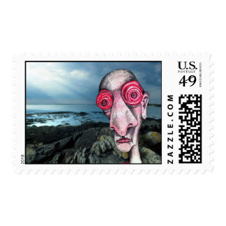 Insomniac coast at sene stamp