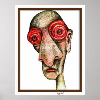 Insomniac Collectors Peice Print