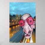 Insomniac dirigido hacia Notre Dame Posters