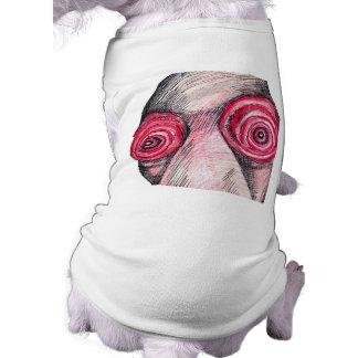 Insomniac Dog Tees Dog T-shirt