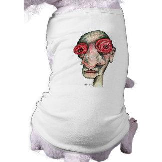 Insomniac Dog Tees Pet T Shirt