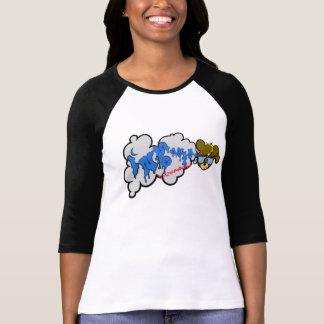 Insomniac Dreams [Female] T-Shirt