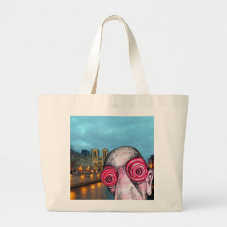 Insomniac Headed for Notre Dame Tote Bag