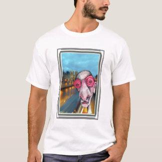 "Insomniac Heads Twords ""Notre Dame"" T-Shirt"