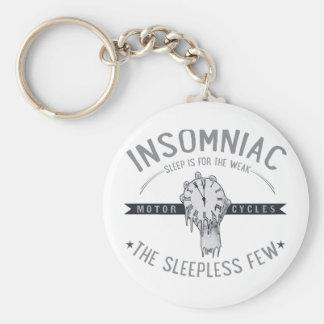 Insomniac Keychain