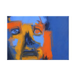 Insomniac -  Modern Digital Art Canvas 18x24 Gallery Wrapped Canvas