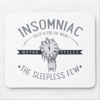 Insomniac Mouse Pad