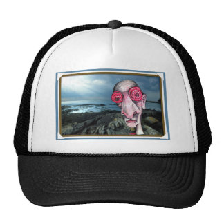 Insomniac Visits Coast at Sene Mesh Hats