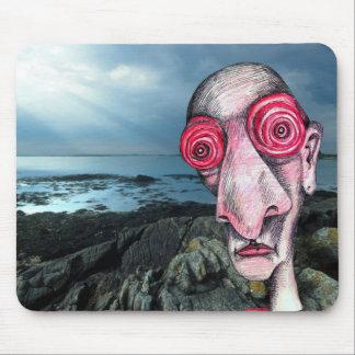 Insomniac Visits Coast at Sene Mouse Pad