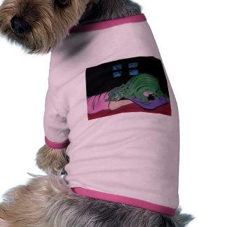 Insomnio Camisa De Perrito