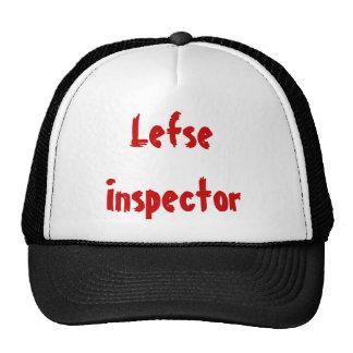 Inspector de Lefse Gorras