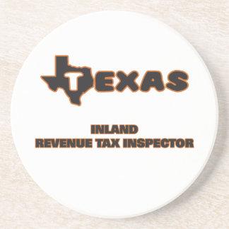 Inspector del impuesto de Hacienda pública de Posavasos Cerveza
