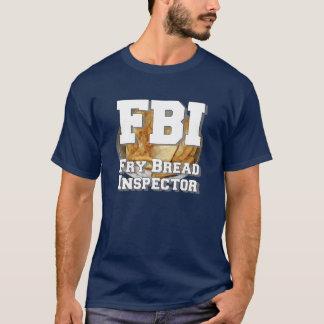 Inspector del pan de fritada playera