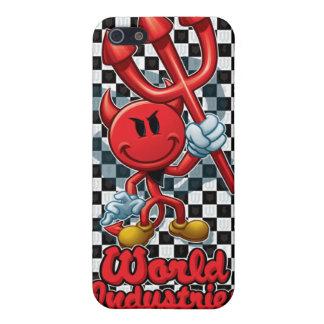 Inspector Devilman iPhone 5 Cárcasa