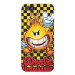 Inspector Flameboy iPhone 5 Coberturas