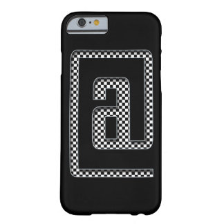 @ inspector funda de iPhone 6 barely there