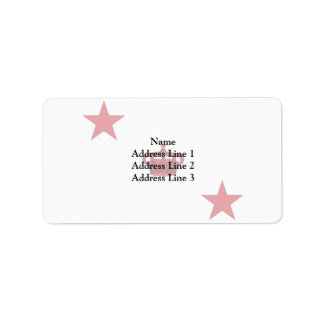 Inspector General Of The Regia Marina, Italy flag Custom Address Labels