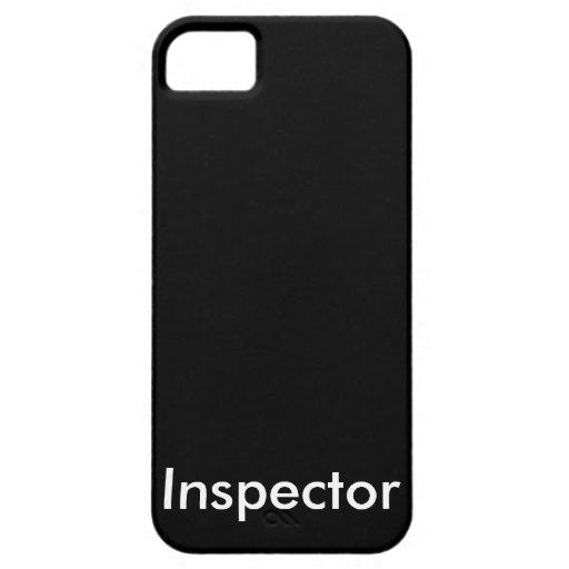 Inspector iPhone 5 Carcasas