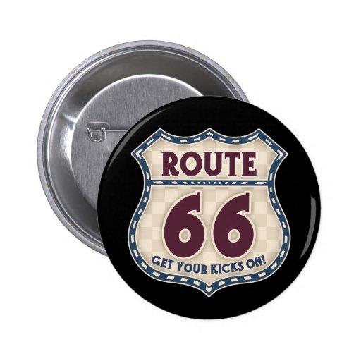 Inspector retro 66 pin